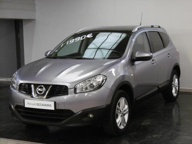 voiture occasion nissan qashqai 2 1 5 dci 106 optima 2010. Black Bedroom Furniture Sets. Home Design Ideas