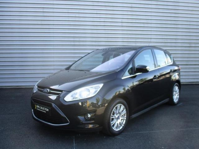 voiture occasion ford c max 1 6 tdci 115ch fap titanium 2010 diesel 53000 laval mayenne. Black Bedroom Furniture Sets. Home Design Ideas