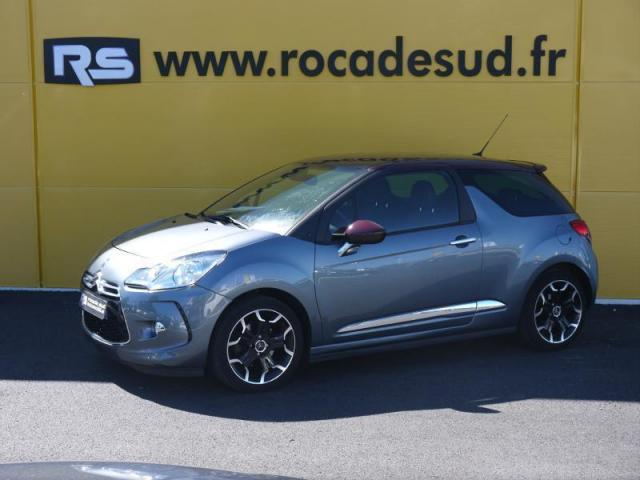 voiture occasion citroen ds3 1 6 hdi110 fap sport chic 2011 diesel 49610 saint melaine sur. Black Bedroom Furniture Sets. Home Design Ideas