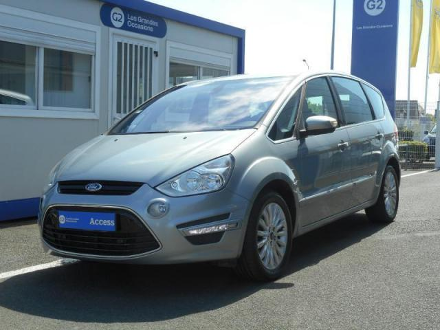 voiture occasion ford s max 2 0 tdci 140ch titanium 7 places 2011 diesel 53000 laval mayenne. Black Bedroom Furniture Sets. Home Design Ideas