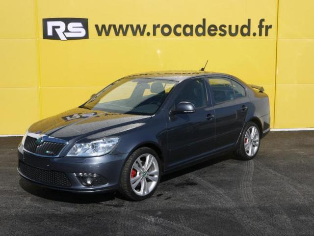 voiture occasion skoda octavia 2 0 t fsi rs dsg 2011. Black Bedroom Furniture Sets. Home Design Ideas