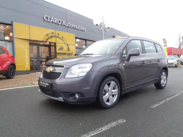 voiture occasion chevrolet orlando 2 0 vcdi163 ltz 2012 diesel 53000 laval mayenne. Black Bedroom Furniture Sets. Home Design Ideas