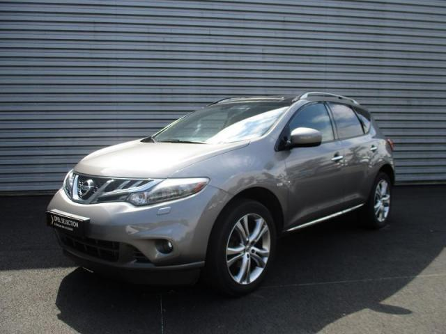 voiture occasion nissan murano 2 5 dci 198ch all mode 4x4 bva 2012 diesel 53000 laval mayenne. Black Bedroom Furniture Sets. Home Design Ideas