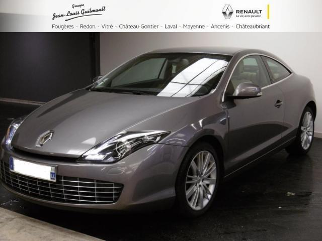 voiture occasion renault laguna coup coup 3 0 v6 dci 240 initiale a 2012 diesel 35600 redon. Black Bedroom Furniture Sets. Home Design Ideas