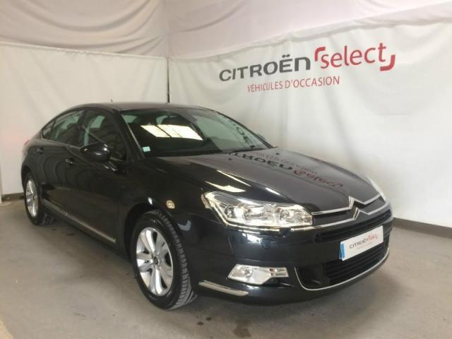 voiture occasion citroen c5 1 6 hdi115 fap millenium 2012 diesel 53000 laval mayenne. Black Bedroom Furniture Sets. Home Design Ideas