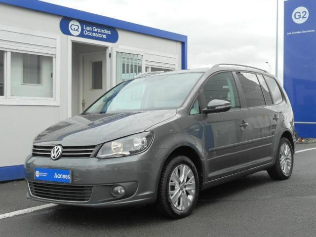 voiture occasion volkswagen touran 1 2 tsi 105ch life gps 2013 essence 53000 laval mayenne. Black Bedroom Furniture Sets. Home Design Ideas