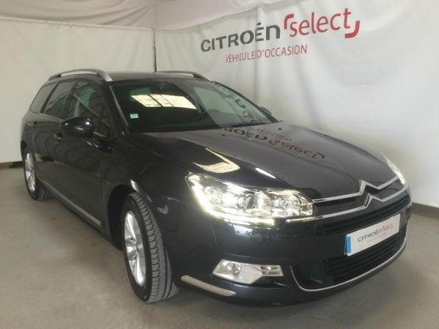 voiture occasion citroen c5 tourer 2 0 hdi140 fap exclusive 2013 diesel 53000 laval mayenne. Black Bedroom Furniture Sets. Home Design Ideas