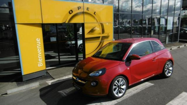 voiture occasion opel adam 1 4 twinport 100ch slam 2013 essence 53000 laval mayenne. Black Bedroom Furniture Sets. Home Design Ideas