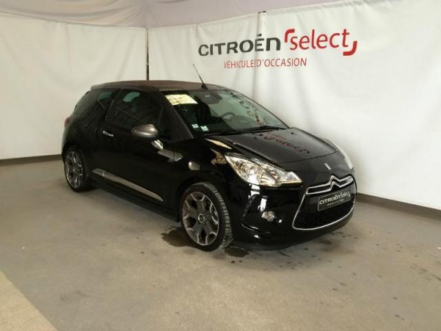 voiture occasion citroen ds3 1 6 thp 155 sport chic 2013 essence 53000 laval mayenne. Black Bedroom Furniture Sets. Home Design Ideas