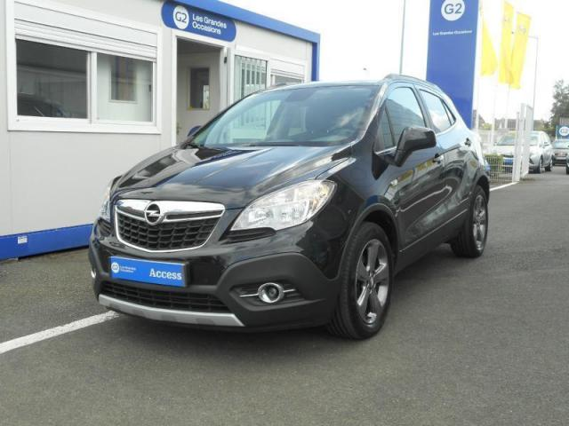voiture occasion opel mokka 1 7 cdti 130ch cosmo 4x2 2013 diesel 53000 laval mayenne. Black Bedroom Furniture Sets. Home Design Ideas