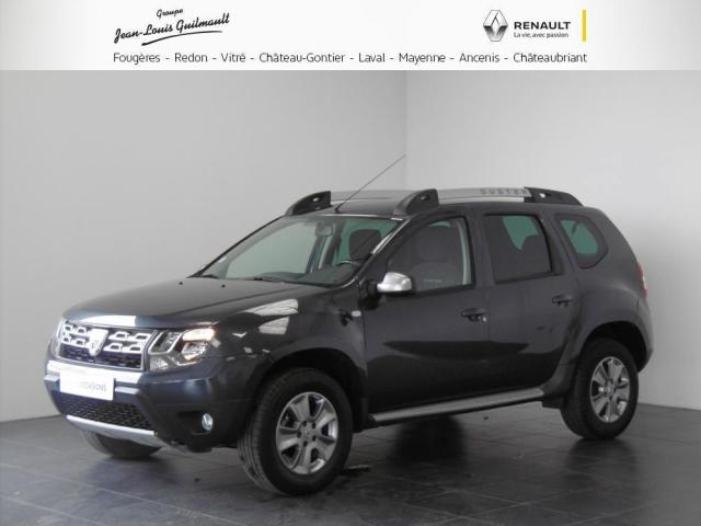 voiture occasion dacia duster 1 5 dci 110 4x2 prestige 2013 diesel 53200 az mayenne. Black Bedroom Furniture Sets. Home Design Ideas
