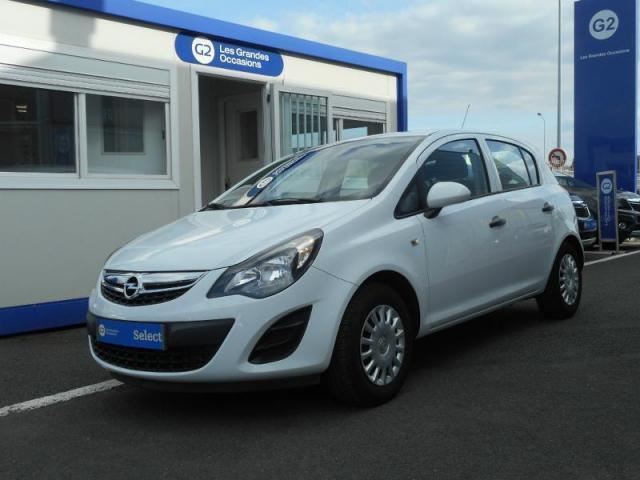 voiture occasion opel corsa 1 2 twinport 85ch cool line 5p 2014 essence 53000 laval mayenne. Black Bedroom Furniture Sets. Home Design Ideas