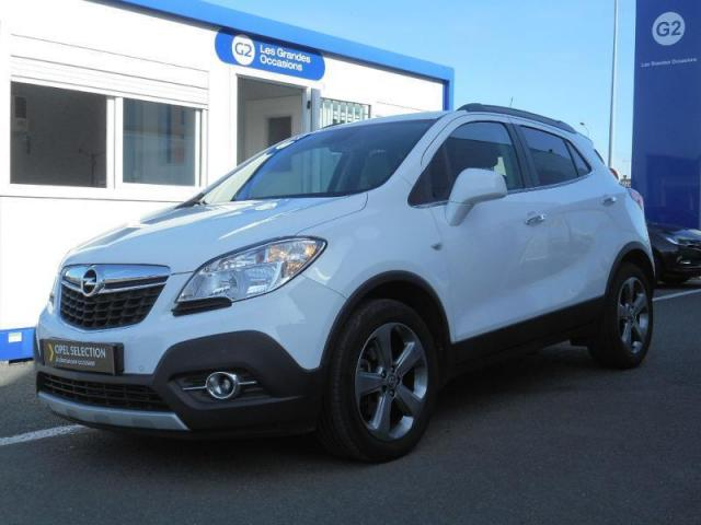 voiture occasion opel mokka 1 7 cdti 130ch cosmo 4x2 2014 diesel 53000 laval mayenne. Black Bedroom Furniture Sets. Home Design Ideas