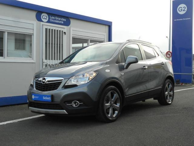 voiture occasion opel mokka 1 7 cdti 130ch cosmo pack auto 2014 diesel 53000 laval mayenne. Black Bedroom Furniture Sets. Home Design Ideas