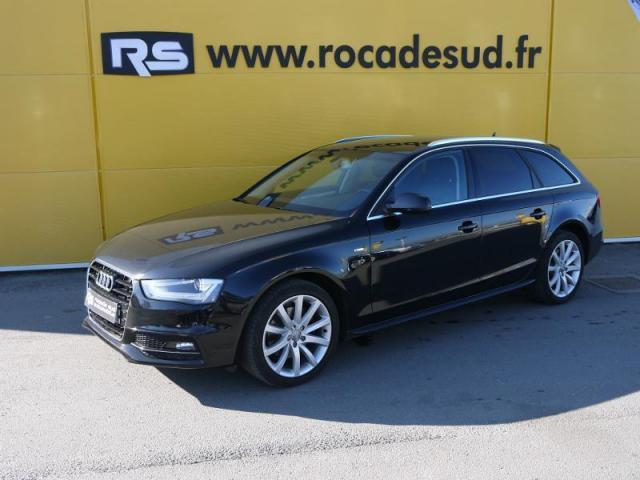 voiture occasion audi a4 avant 2 0 tdi 150ch dpf ambition luxe multitronic 2014 diesel 49610. Black Bedroom Furniture Sets. Home Design Ideas