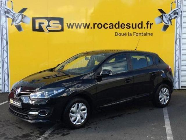 voiture occasion renault megane 1 2 tce 115ch energy life eco 2014 essence 49610 saint melaine. Black Bedroom Furniture Sets. Home Design Ideas