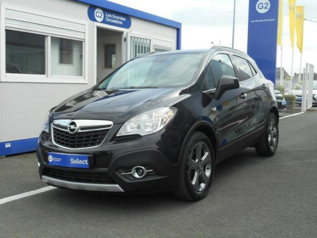 voiture occasion opel mokka 1 7 cdti 130ch cosmo pack. Black Bedroom Furniture Sets. Home Design Ideas