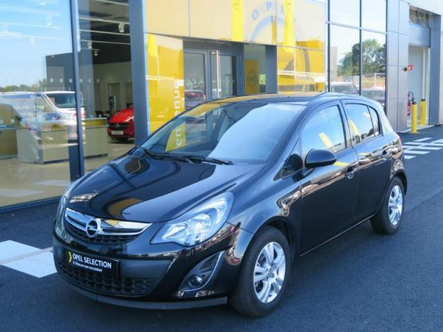 voiture occasion opel corsa 1 4 twinport 100ch graphite 5p 2014 essence 53000 laval mayenne. Black Bedroom Furniture Sets. Home Design Ideas