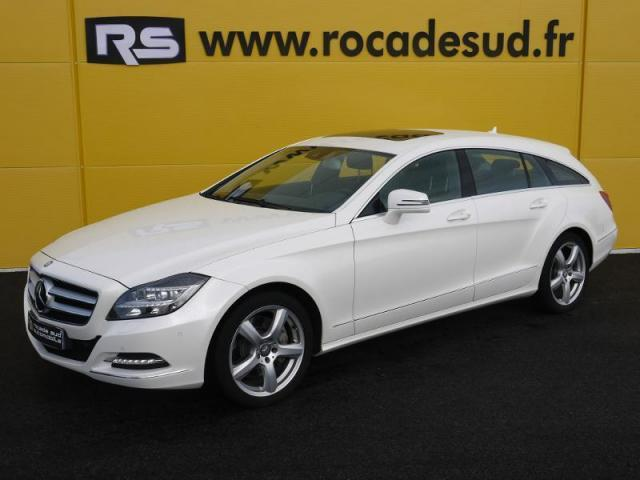 voiture occasion mercedes classe cls shooting brake 350 cdi 4matic 2014 diesel 49610 saint. Black Bedroom Furniture Sets. Home Design Ideas