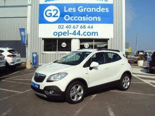 voiture occasion opel mokka 1 4 turbo 140ch edition start 2014 essence 53000 laval mayenne. Black Bedroom Furniture Sets. Home Design Ideas