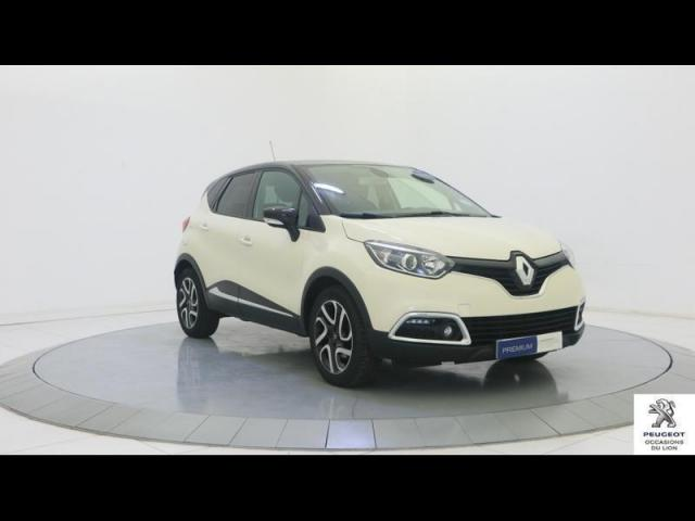 Voiture occasion renault captur 1 5 dci 90ch stop 2014 for Garage renault laval occasion