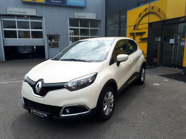 voiture occasion renault captur 1 5 dci 90ch stop 2014. Black Bedroom Furniture Sets. Home Design Ideas