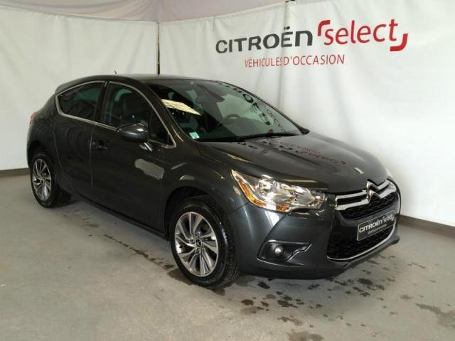 voiture occasion citroen ds4 1 6 e hdi115 airdream so chic etg6 2014 diesel 53000 laval mayenne. Black Bedroom Furniture Sets. Home Design Ideas