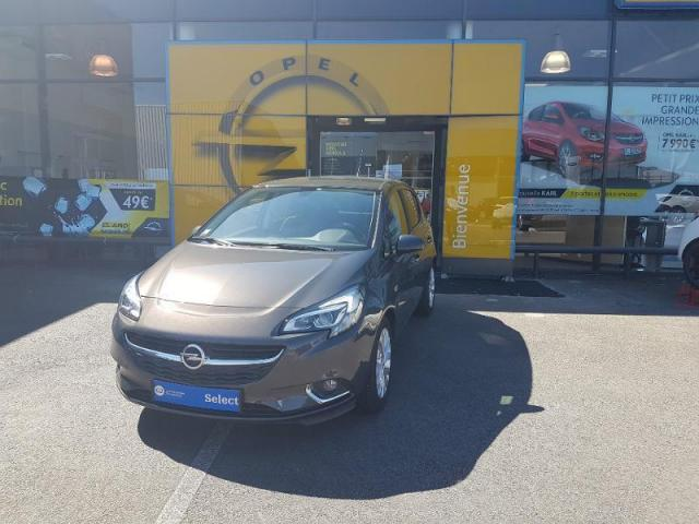 voiture occasion opel corsa 1 4 turbo 100ch cosmo start stop 5p 2014 essence 53000 laval mayenne. Black Bedroom Furniture Sets. Home Design Ideas