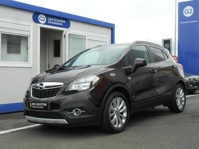 voiture occasion opel mokka 1 7 cdti 130ch cosmo pack 4x2 2014 diesel 53000 laval mayenne. Black Bedroom Furniture Sets. Home Design Ideas
