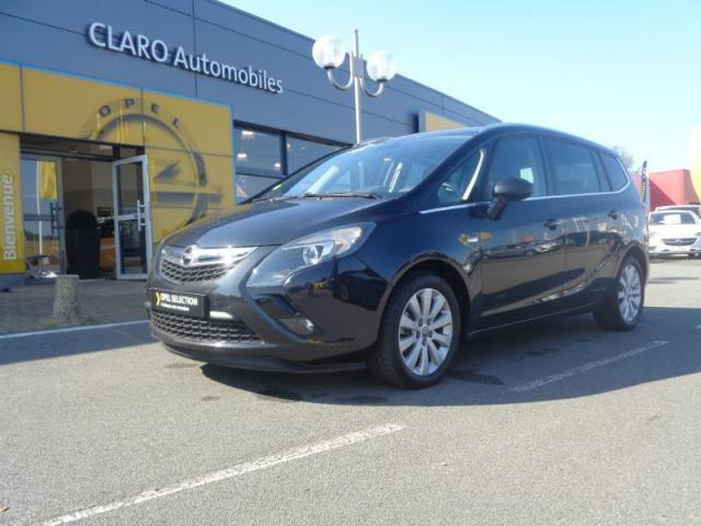 voiture occasion opel zafira tourer 2 0 cdti 165ch cosmo automatique 7 places 2014 diesel 53000. Black Bedroom Furniture Sets. Home Design Ideas