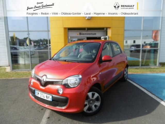 voiture occasion renault twingo iii 1 0 sce 70 eco2 stop 2014 essence 44150 ancenis loire. Black Bedroom Furniture Sets. Home Design Ideas