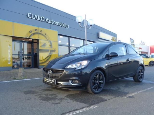 voiture occasion opel corsa 1 4 turbo 100ch color edition s 2015 essence 53000 laval mayenne. Black Bedroom Furniture Sets. Home Design Ideas