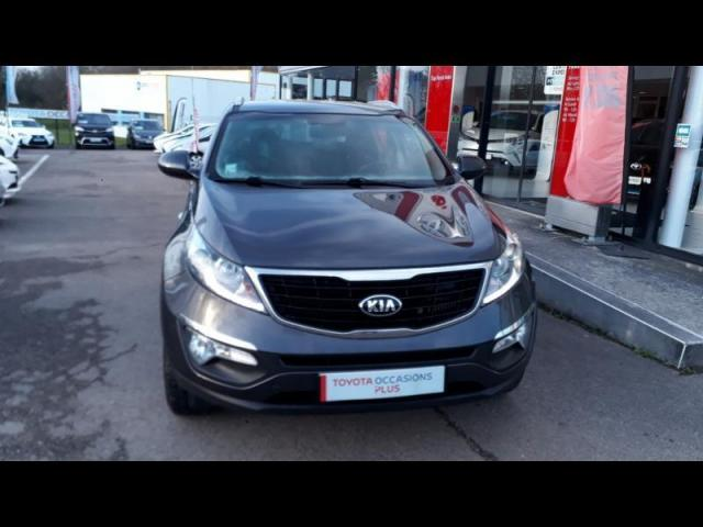 voiture occasion kia sportage 1 7 crdi 115ch isg active 4x2 2015 diesel 29600 morlaix finist re. Black Bedroom Furniture Sets. Home Design Ideas