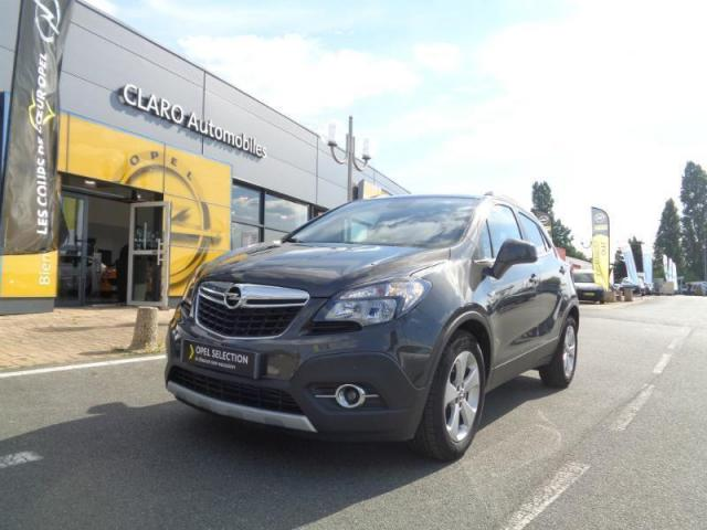 voiture occasion opel mokka 1 4 turbo 140ch cosmo start 2015 essence 53000 laval mayenne. Black Bedroom Furniture Sets. Home Design Ideas