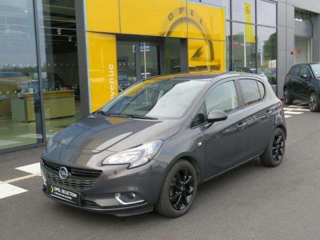voiture occasion opel corsa 1 4 turbo 100ch color edition start stop 5p 2015 essence 53000 laval. Black Bedroom Furniture Sets. Home Design Ideas