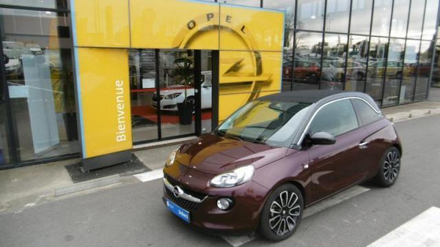 voiture occasion opel adam 1 4 twinport 87ch swingtop start stop 2015 essence 53000 laval. Black Bedroom Furniture Sets. Home Design Ideas