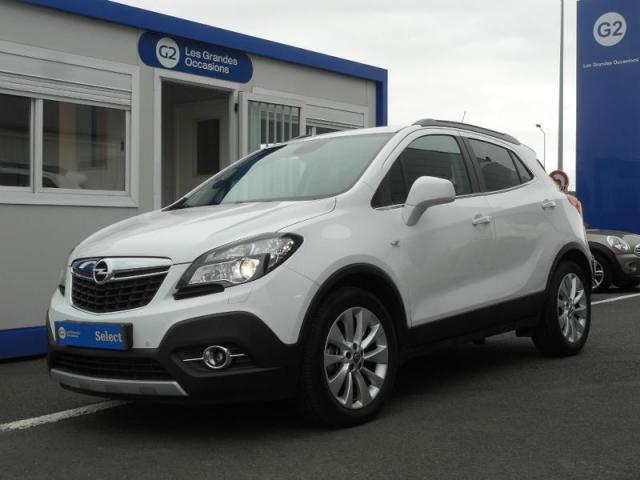 voiture occasion opel mokka 1 6 cdti 136ch cosmo pack auto 4x2 2015 diesel 53000 laval mayenne. Black Bedroom Furniture Sets. Home Design Ideas