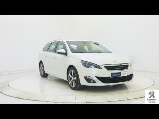 voiture occasion peugeot 308 sw 1 6 bluehdi fap 120ch allure eat6 2015 diesel 53000 laval. Black Bedroom Furniture Sets. Home Design Ideas
