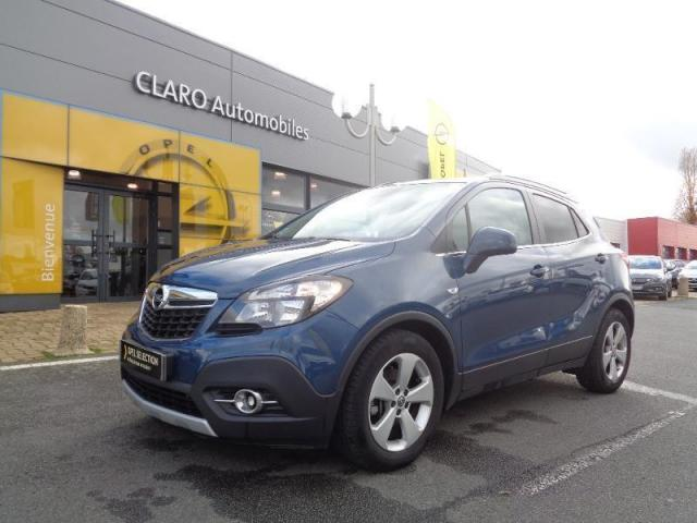 voiture occasion opel mokka 1 4 turbo 140ch cosmo pack auto 4x2 2015 essence 53000 laval mayenne. Black Bedroom Furniture Sets. Home Design Ideas
