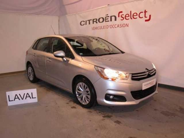 voiture occasion citroen c4 e hdi 115ch millenium business etg6 2015 diesel 53000 laval mayenne. Black Bedroom Furniture Sets. Home Design Ideas
