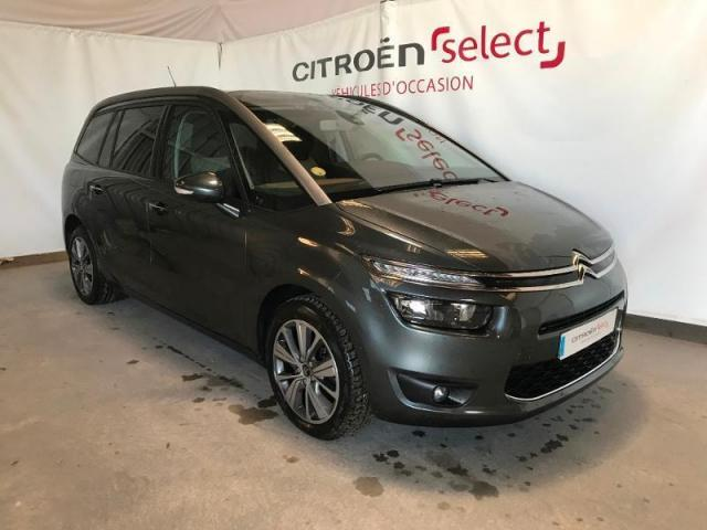 voiture occasion citroen grand c4 picasso e hdi 115ch business etg6 2015 diesel 53000 laval. Black Bedroom Furniture Sets. Home Design Ideas