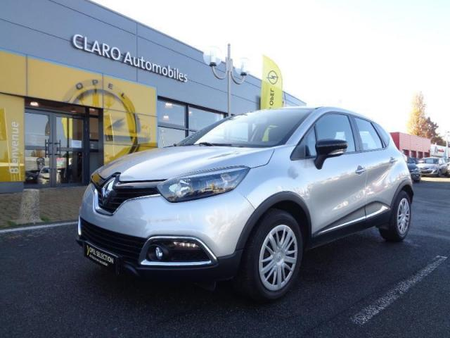 Voiture occasion renault captur 1 5 dci 90ch stop 2015 for Garage renault laval occasion