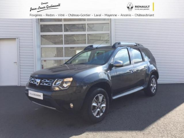 voiture occasion dacia duster 1 5 dci 110 4x2 prestige 2015 diesel 53100 mayenne mayenne. Black Bedroom Furniture Sets. Home Design Ideas