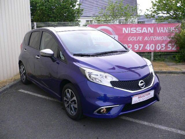 voiture occasion nissan note n tec dci 90 2015 diesel. Black Bedroom Furniture Sets. Home Design Ideas