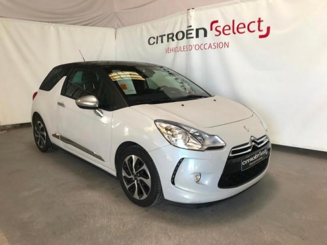 voiture occasion citroen ds3 bluehdi 100ch executive 79g 2015 diesel 53000 laval mayenne. Black Bedroom Furniture Sets. Home Design Ideas