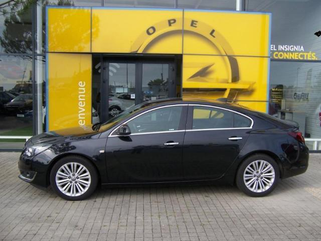 voiture occasion opel insignia 1 6 cdti 136ch cosmo ecoflex start 2016 diesel 53000 laval. Black Bedroom Furniture Sets. Home Design Ideas