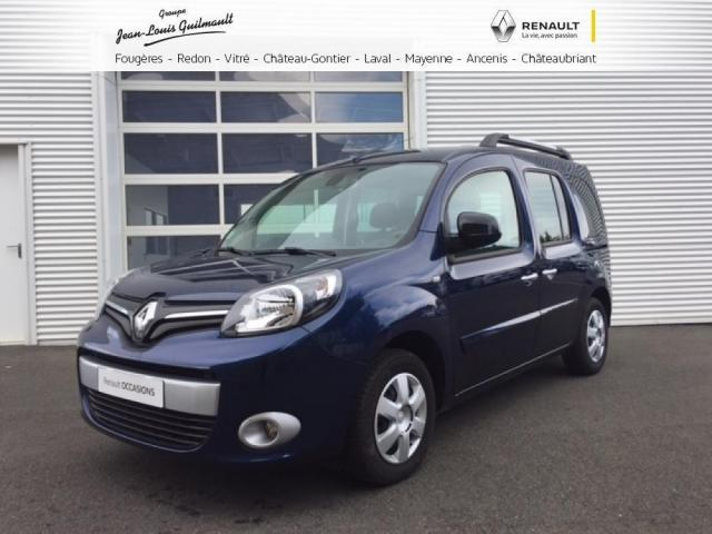 voiture occasion renault kangoo dci 90 energy intens 2016 diesel 53100 mayenne mayenne. Black Bedroom Furniture Sets. Home Design Ideas