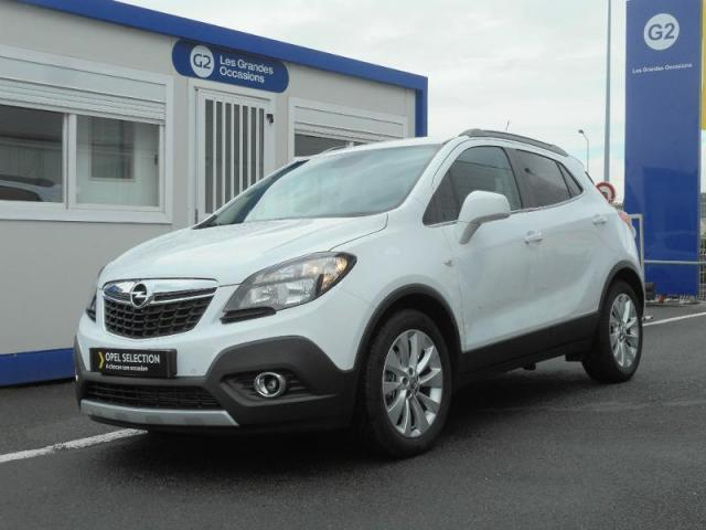 voiture occasion opel mokka 1 4 turbo 140ch cosmo pack 4x2 2016 essence 53000 laval mayenne. Black Bedroom Furniture Sets. Home Design Ideas