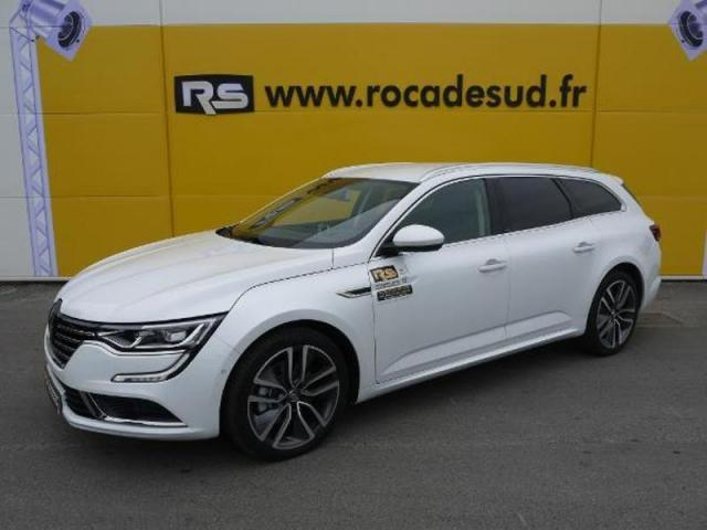 voiture occasion renault talisman 1 6 dci 160ch energy intens edc 2016 diesel 49610 saint. Black Bedroom Furniture Sets. Home Design Ideas