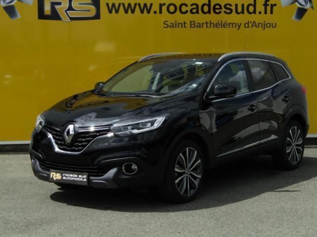 voiture occasion renault kadjar 1 5 dci 110ch energy intens edc eco 2016 diesel 49610 saint. Black Bedroom Furniture Sets. Home Design Ideas